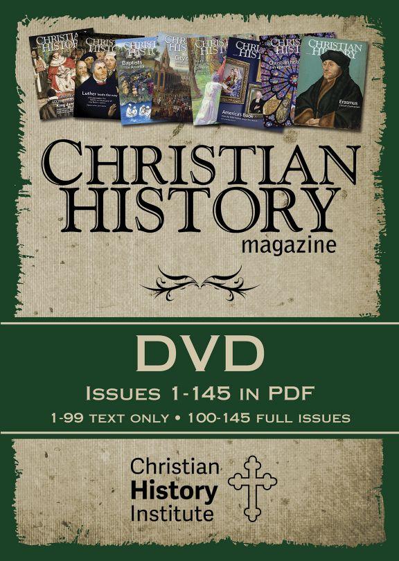 Christian History Magazine Archive CD-ROM