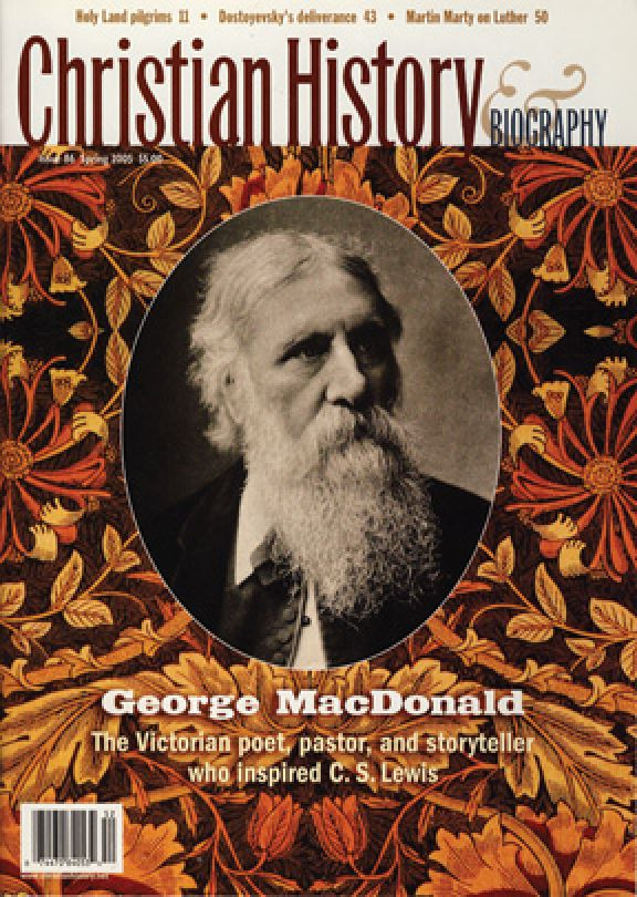 Christian History Magazine #86 - George MacDonald