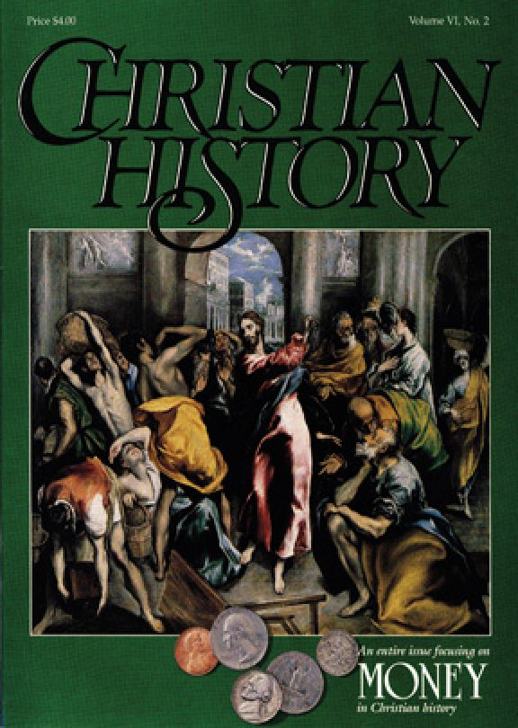 Christian History Magazine #14 - Money