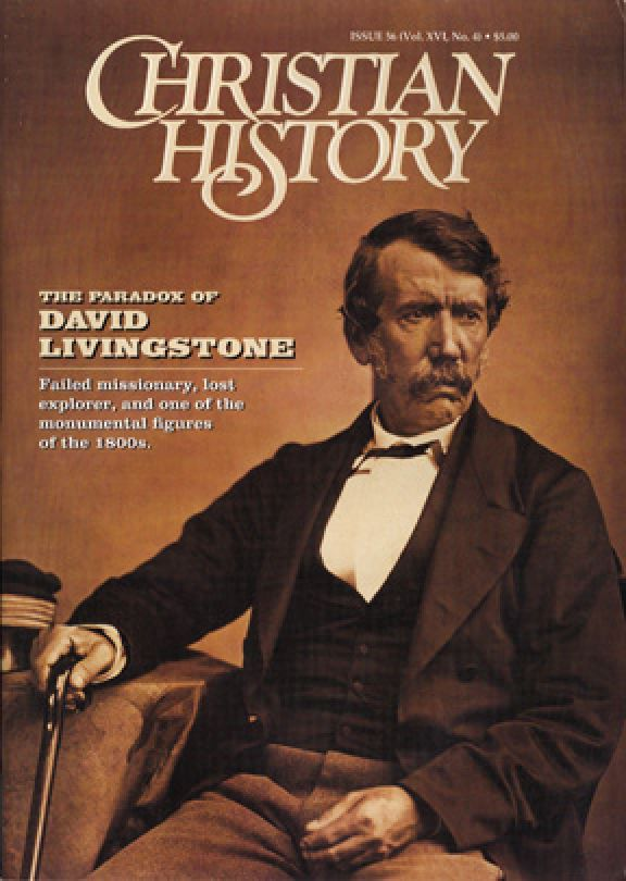 Christian History Magazine #56 - Paradox of David Livingstone