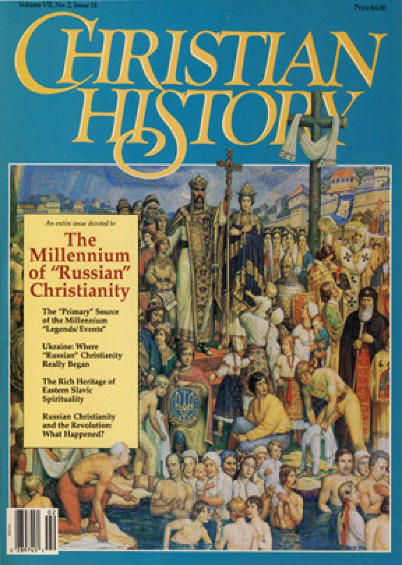 Christian History Magazine #18 - Millennium of Russian Christianity