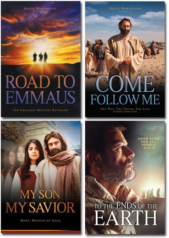 Life of Christ - Set of 4