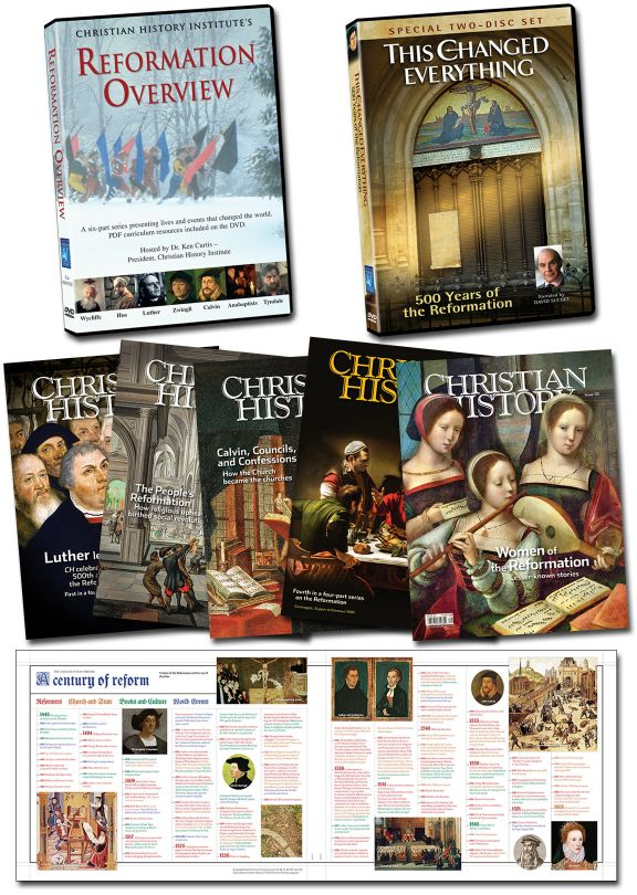 Reformation Teaching Kit