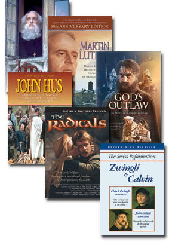 Reformation Overview Full Length Dramas Plus Zwingli And Calvin Documentary