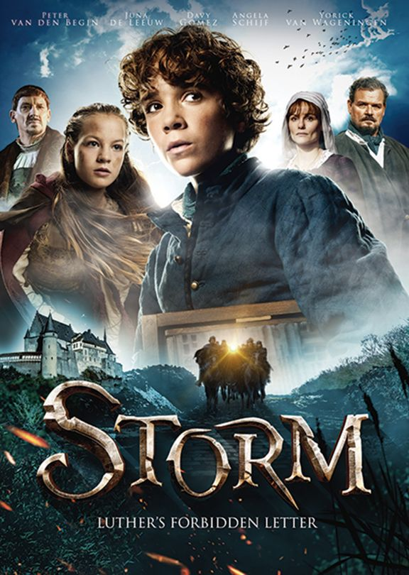 Storm: Luther's Forbidden Letter