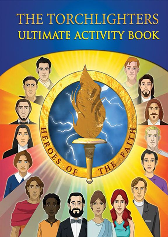 Torchlighters Ultimate Activity Book