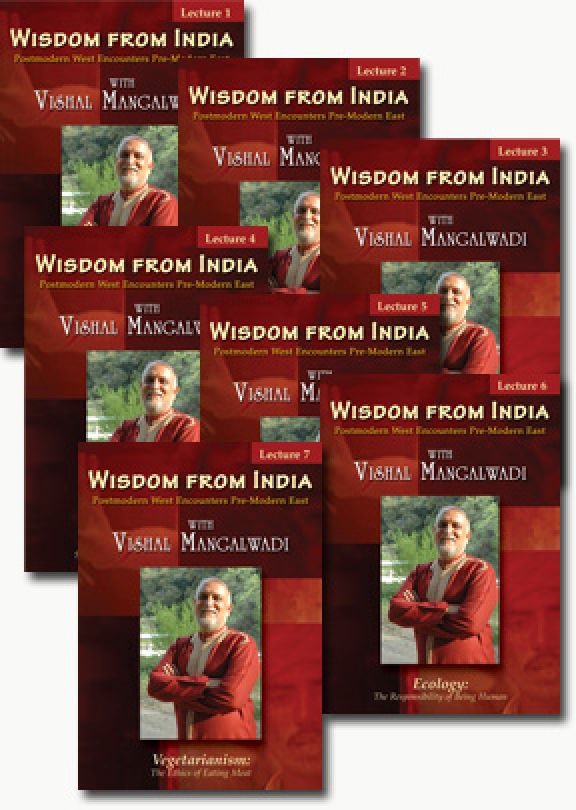 Wisdom From India - Set of Seven