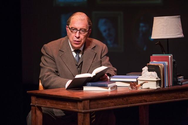 Max McLain as C.S. Lewis