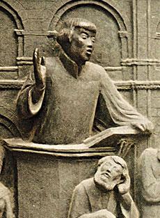 zwingli preaching