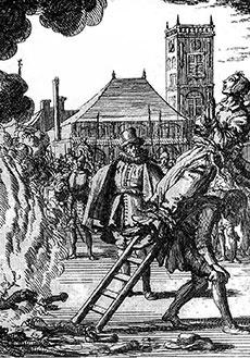 Burning Anneken Hendrick