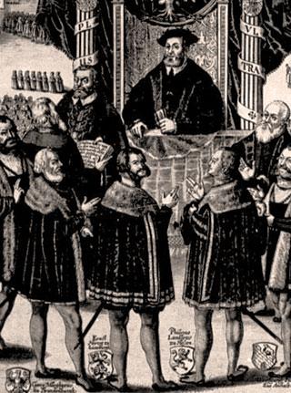 presenting augsburg confession