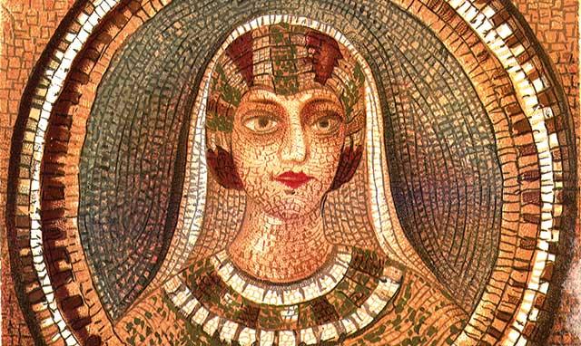 perpetua mosaic