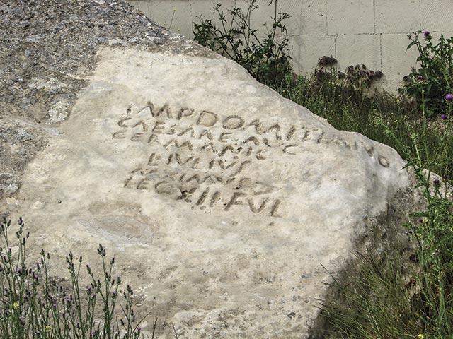 thundering legion inscription