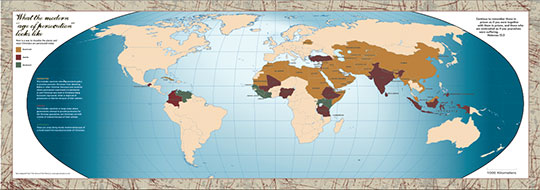 persecution map