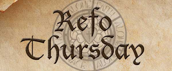 REFO Thursday blog logo
