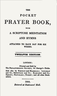 Title page of the Pocket Prayer Book