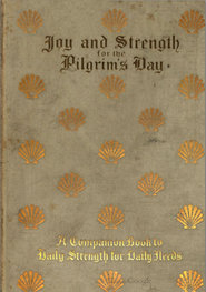 Cover of Joy and Strength for the Pilgrim's Way