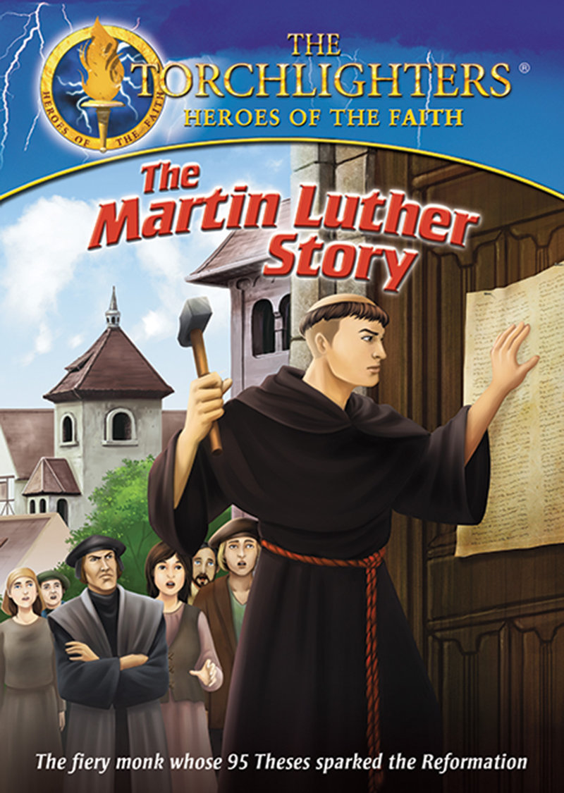 torchlighters  the martin luther story