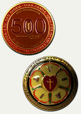 500th Anniversary Commemorative Coin