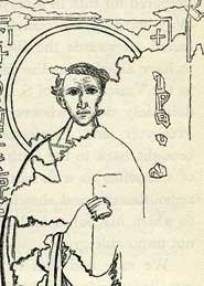 Cyprian from an old manuscript