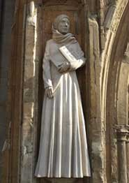 Julian of Norwich by David Holgate (Used by permission)
